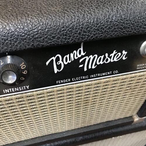 1964 Fender Bandmaster head and cab