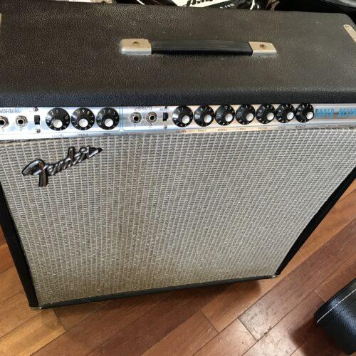 1974 Fender Super Reverb non master volume