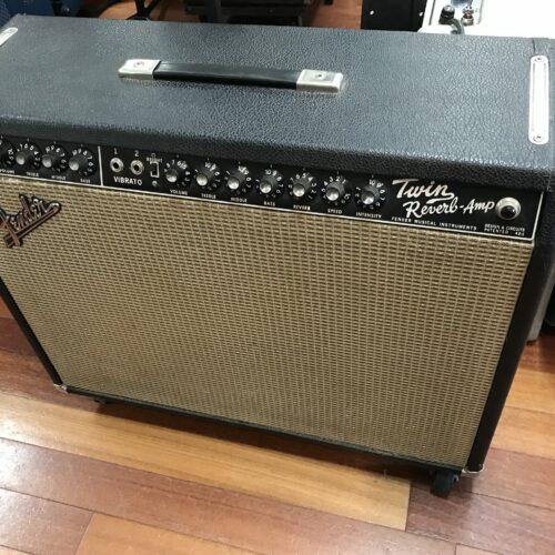 1967 Fender Twin Reverb