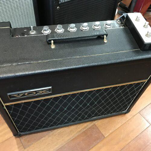 1966 Vox Cambridge Reverb