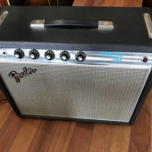 1967-68 Fender Princeton black lined Drip edge mint