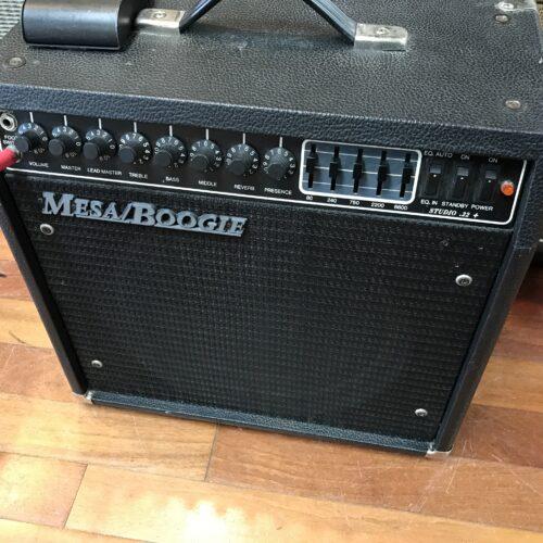 80s Mesa Boogie Studio 22 plus with EQ