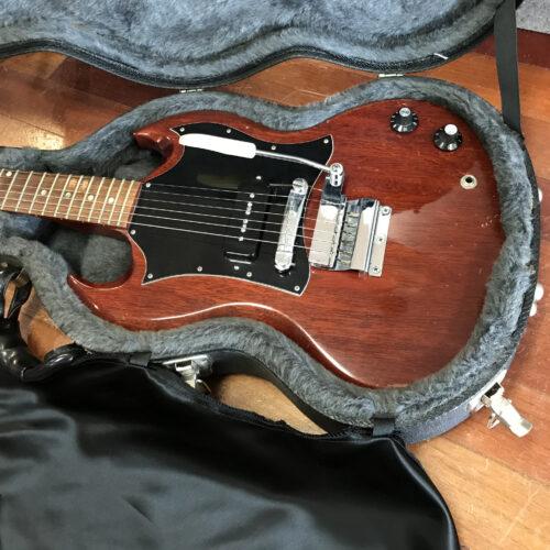 1967 Gibson SG Junior super clean