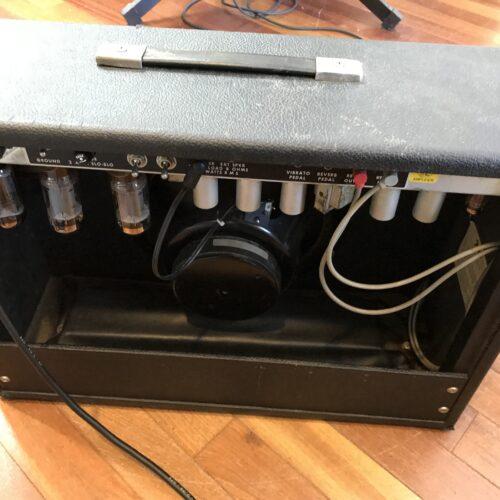 1976 Fender Deluxe Reverb