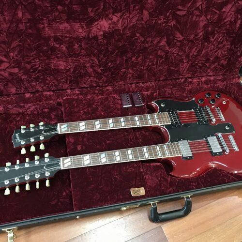 2006 Gibson EDS 1275 Double neck Custom Shop
