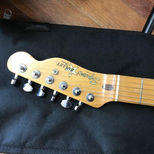 1984 Fender Squier Bullet Japan