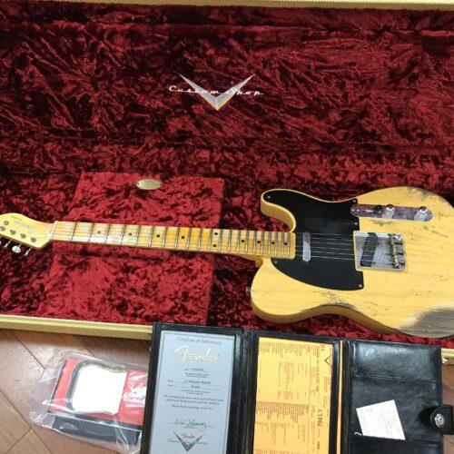 2020 Fender 51 reissue Custom Shop Telecaster heavy relic