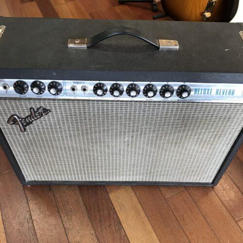 1979 Fender Deluxe Reverb