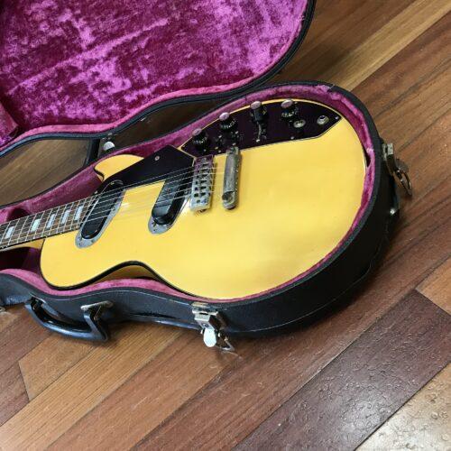 1976 Gibson Les Paul Recording Rare White
