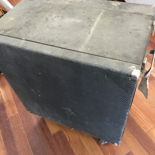 60s Ampeg B18N Project