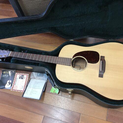Martin Custom D14 acoustic