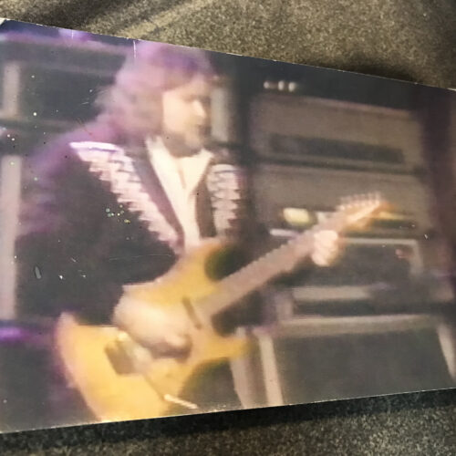 90s Paul Reed Smith Harmonic Generator Head owned and played by ED King of Skynyrd