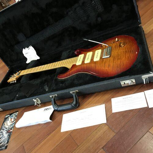 2002 Paul Reed Smith Custom 22 Soapbar 3 P90