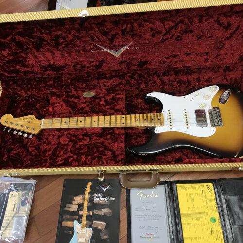 2018 Fender 58 reissue Custom Shop Stratocaster relic
