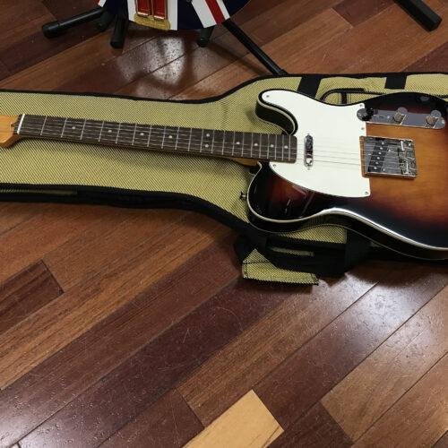 Fender Squier Custom Telecaster Classic Vibe