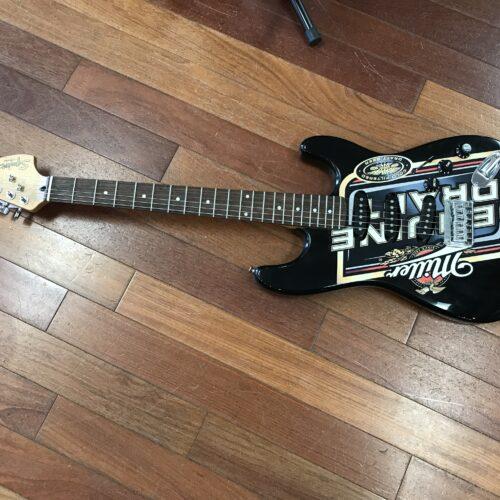 Fender Squier Miller Genuine Draft Stratocaster super clean