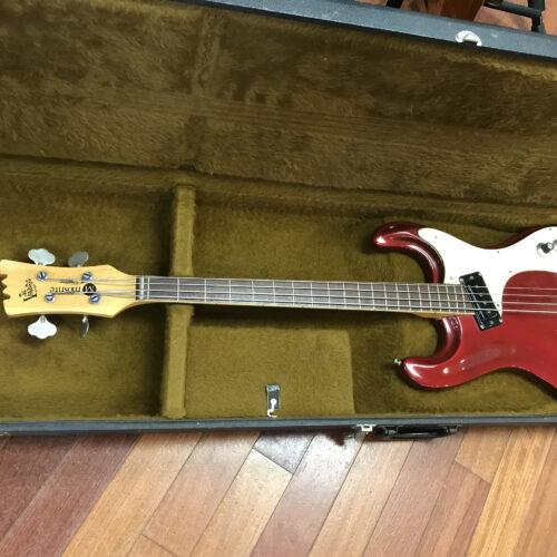 1964 Mosrite Ventures Bass original Finish