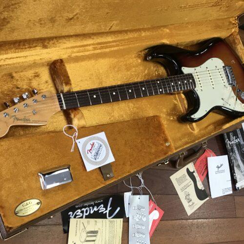 2019 Fender 60s AVRI Reissue USA Stratocaster lefty mint