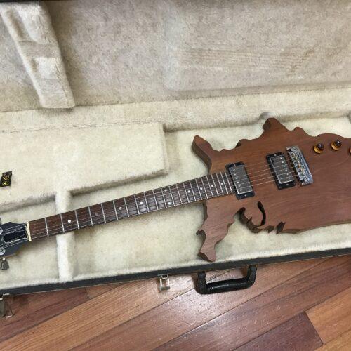1983 Gibson USA map guitar